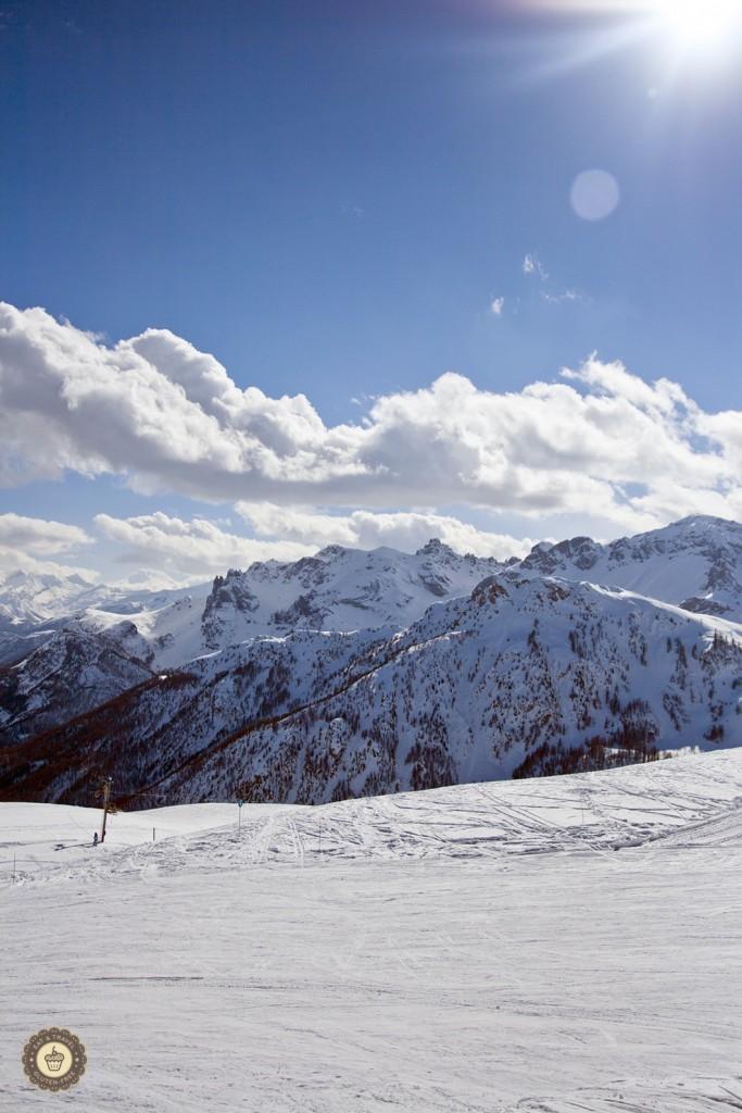 Briancon Alps