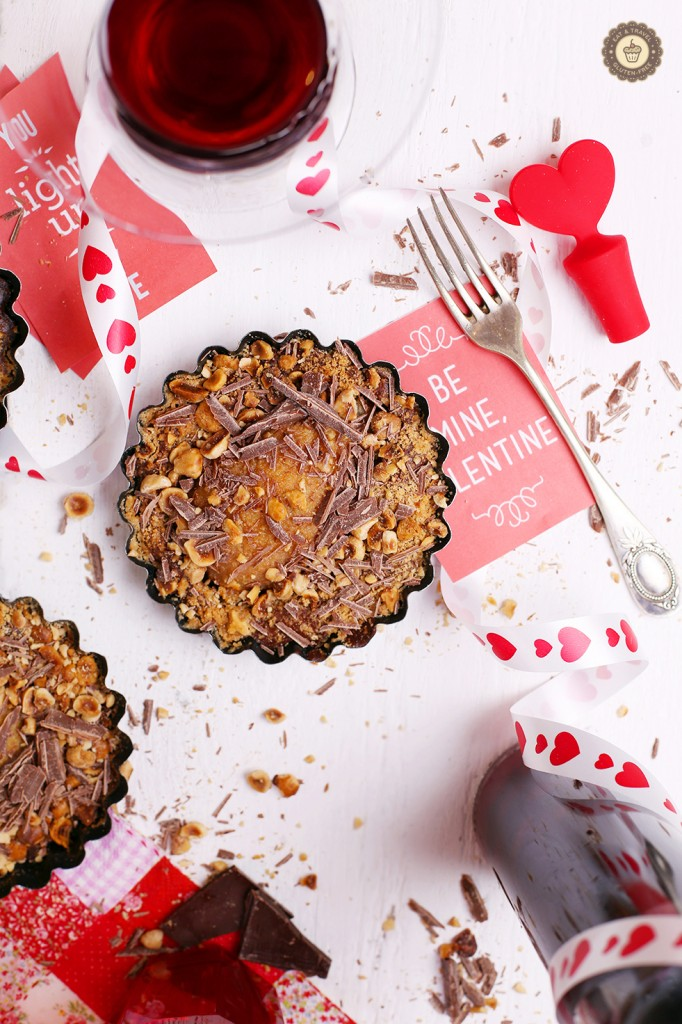 Tartlets with nuts